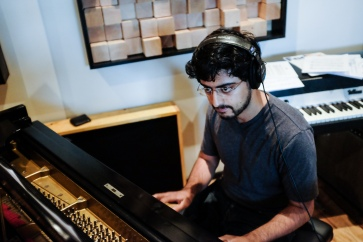 Tarun Balani Recording Session -46