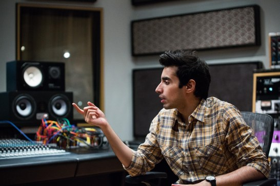 Tarun Balani Recording Session -16